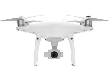 Rent: DJI Phantom 4 Pro Quadcopter w/ 2 Batteries & ND Filters