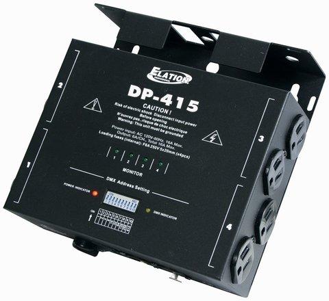 American DJ Dp-415 4 Channel Dmx Dimmer Pack