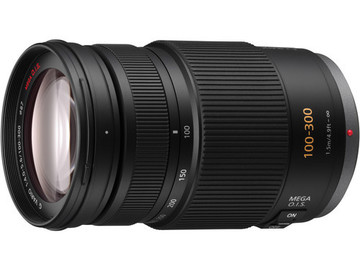 Rent: Panasonic Lumix G Vario 100-300mm f/4-5.6 O.I.S. Lens