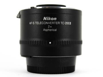 Rent: Nikon AF-S TC-20E III Teleconverter