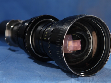 Rent: Angenieux 25-250 T3.1 (PL) Zoom /  Vintage
