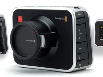 Rent: Blackmagic Production Camera 4K EF (Basic Package)