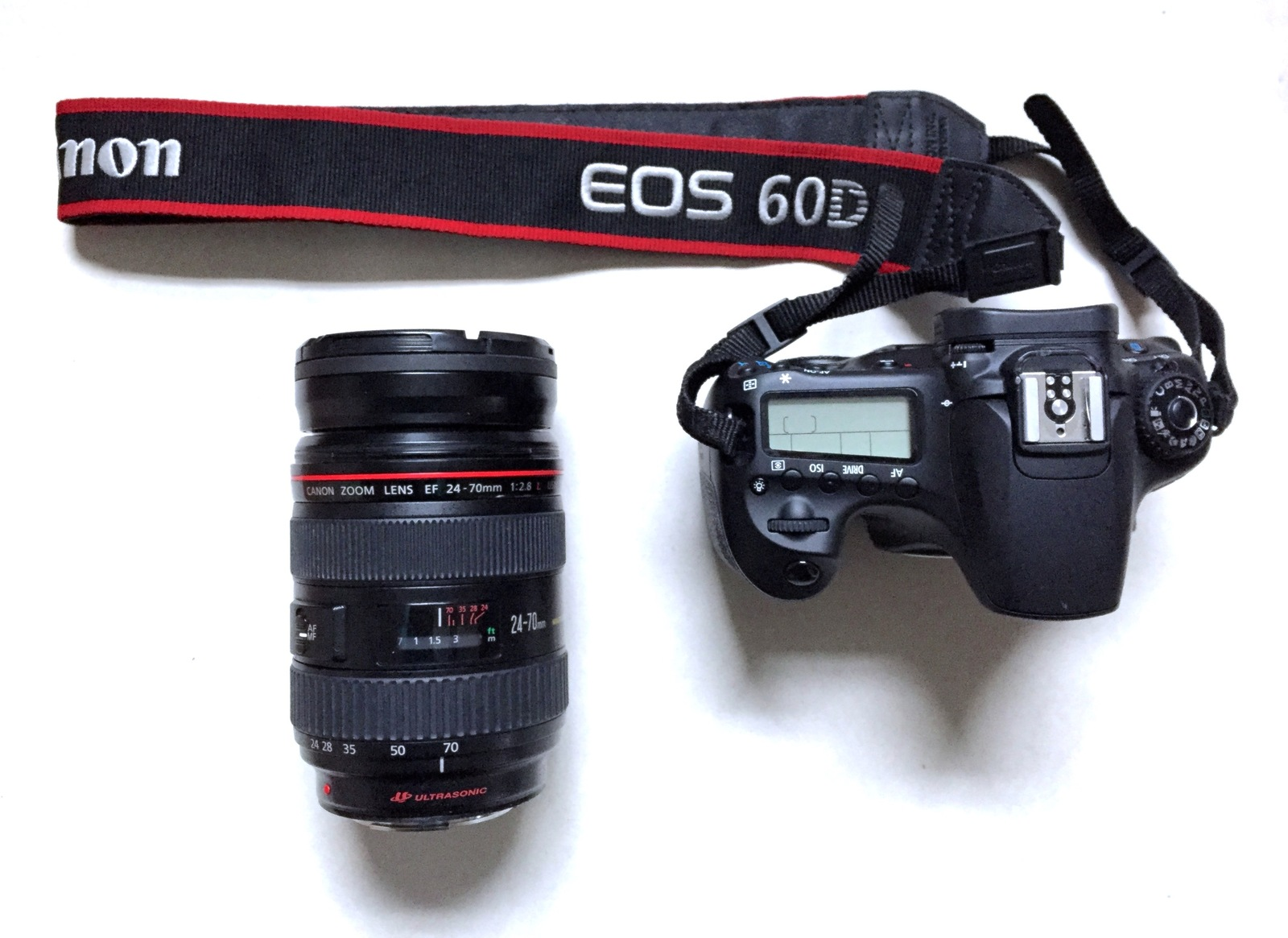 Rent a Canon DSLR Kit (Canon 24-70mm f2 8, EOS 60D, Plus Extras), Best  Prices   ShareGrid Chicago