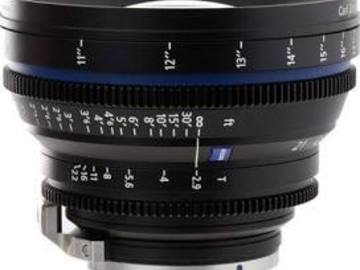 Zeiss  Compact Prime CP.2 EF Lens Set 21, 50, 85