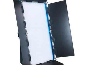 Rent: 95 CRI Dracast LED1000 Bi-color w/battery mounts/AC &  stand