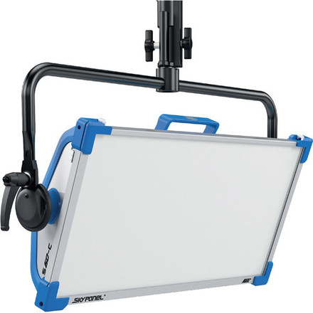 ARRI S60-C SkyPanel w Chimera soft box and case