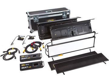 Rent: Kino Flo Gaffer/Freestyle 31 LED DMX 2-Light Kit
