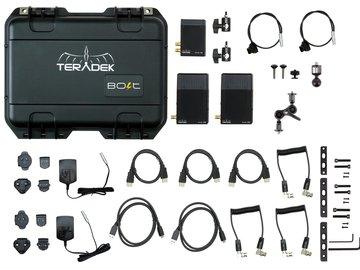 Rent: Teradek Bolt 500 SDI/HDMI Video Transceiver Set 2 receivers