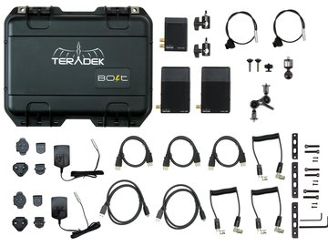 Teradek Bolt 500 SDI/HDMI Video Transceiver Set 2 receivers