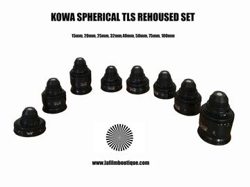 Kowa Cine Prominar Spherical Prime Lens Set