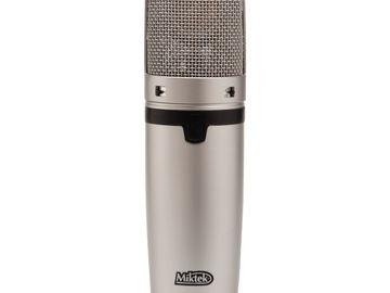 Rent: Miktek C7 - LDC Microphone