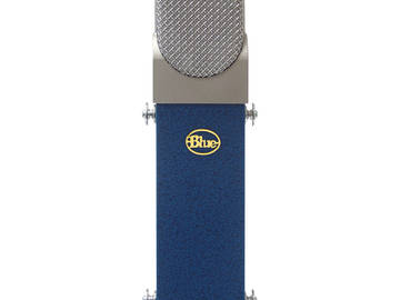 Rent: Blue Blueberry Large Diaphragm Condenser Mic