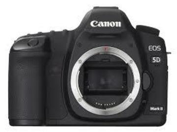 Rent: Canon EOS 5D Mark II Body