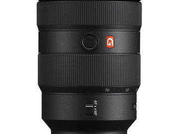 Rent: Sony E mount 24-70mm F/2.8