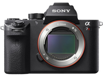 Rent: Sony A7R II