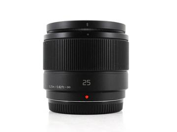 Rent: Panasonic Lumix G 25mm f/1.7 ASPH