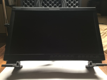 "Rent: Osee LCM170-E 17"" field or studio monitor"