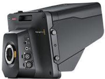 Rent: Blackmagic Studio Camera HD 2