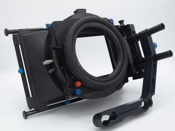Rent: Redrock Micro microMatteBox Deluxe kit with Studio mounts