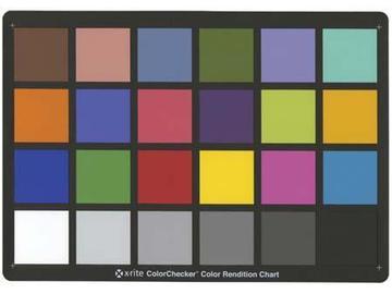 Rent: X-RITE Color Checker Classic