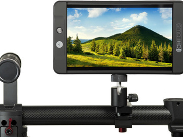 Rent: SmallHD 702 Lite HD 7-in SDI/HDMI Monitor
