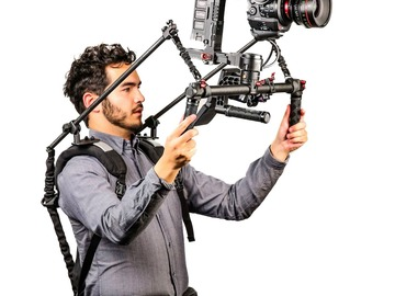 Rent: DJI Ready Rig GS + ProArm Kit