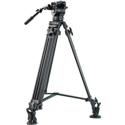 Counter Balanced Fluid Head Tripod