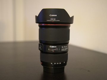 Rent: Canon EF 16-35mm f/4 L IS USM