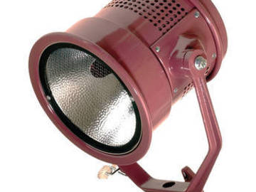 Rent: Mole Richardson Mickey-Mole 1000 Watt Focusing Flood Light