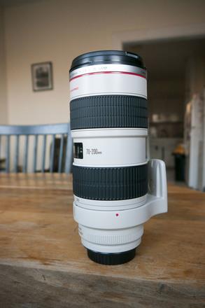 Canon EF 70-200mm f/2.8L IS I USM Lens