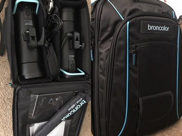 Rent: Broncolor  Siros L 800 Battery-Powered