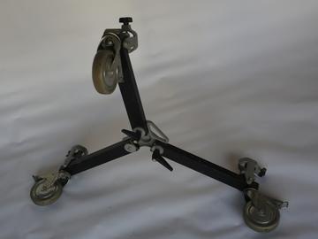 Bogen 3 Wheeled Tripod Dolly