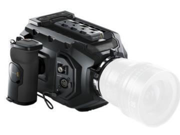 Rent: Blackmagic Design URSA Mini 4K (Lens Kit)