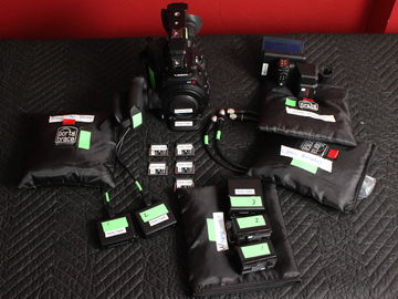 Rent: C300 MKII Camera with (5)Media and (3) Batteries