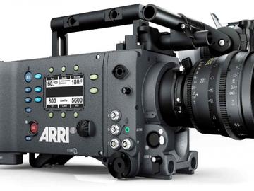 Rent: ARRI Alexa EV Classic Camera - body package