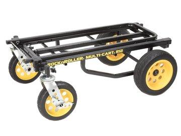 Rent: Equipment Cart Rock'n'Roller R12RT + Top Shelf