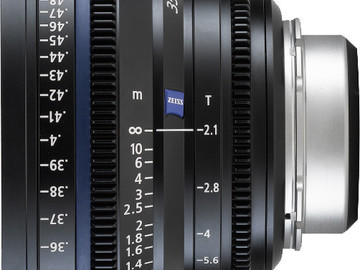 Zeiss Compact Prime CP.2 35mm T2.1  (PL Mount)