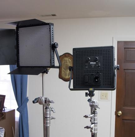 Fovitec Studio Pro 600 x2