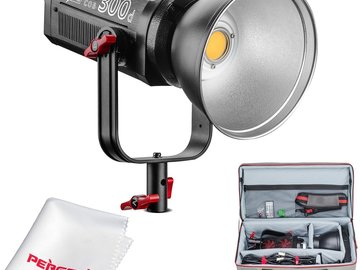 Rent: Aputure Light Storm 300D Kit