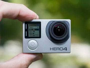 Rent: GoPro HERO4 Black + Underwater housing + Remote