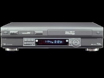 Rent: JVC SR-VS30U DVCAM MiniDV S-VHS Combo Deck (B)