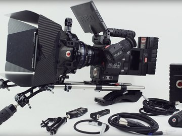 Rent: RED Epic-W Helium 8K S35 - ELITE Package