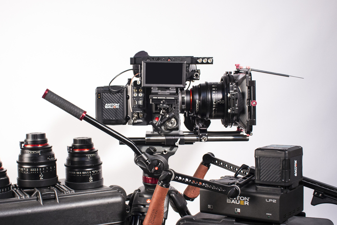 RED Scarlet-W Full Cinema Package
