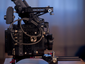 Rent: Panasonic VariCam LT 4K S35 Digital Cinema Camera