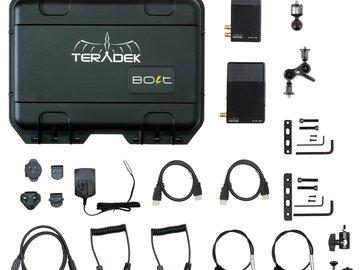 Rent: Bolt 500 Deluxe Kit SDI/HDMI Wireless Video Transceiver Set
