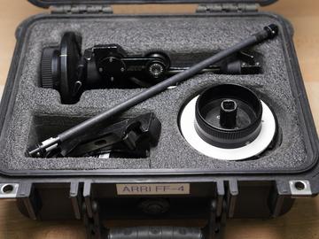 Rent: ARRI FF-4 Follow Focus Kit