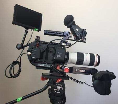 Sony FS7 4k Documentary Camera Package