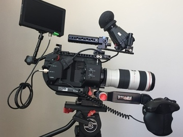 Sony FS7 4k Documentary Camera Package