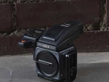 Hasselblad H6X Camera System