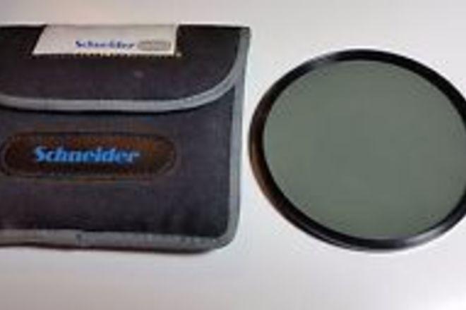 Schneider 138mm Mounted True-Pol Linear Polarizer Filter
